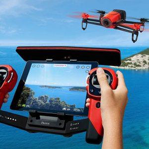 Remote Control Camera Quadrocopter