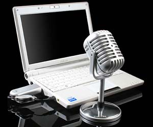 Retro USB Microphone