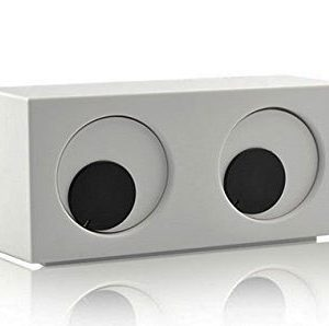 Rotating Eyes Desktop Alarm Clock
