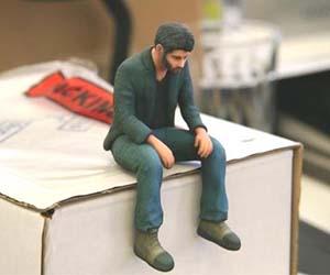 Sad Keanu Figurine