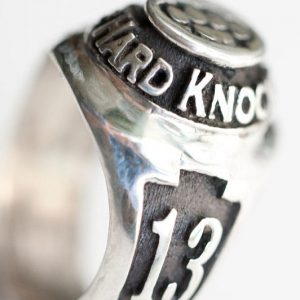 School Of Hard Knocks Class Ring