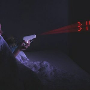 Secret Agent Alarm Clock