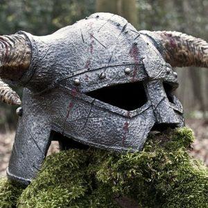 Skyrim Viking Helmet