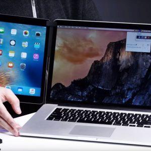 Smartphone/Tablet Side Mount