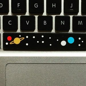Spacebar Space Decal