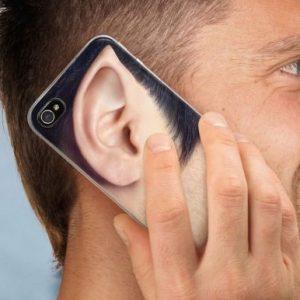 Spock Ear iPhone Case