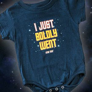 Star Trek Baby Onesie