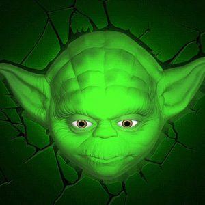 Star Wars 3D Lamps