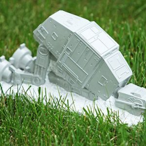 Star Wars AT-AT Lawn Ornament