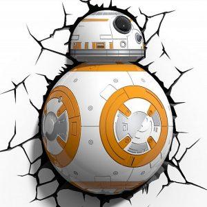 Star Wars BB-8 3D Night Light