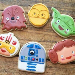 Star Wars Cookie Cutter Set