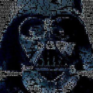Star Wars Darth Vader Quotes Mosaic
