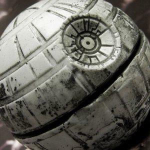 Star Wars Death Star Soap
