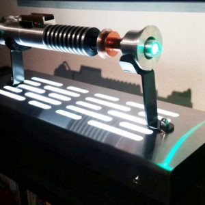 Star Wars Lightsaber Display Stand