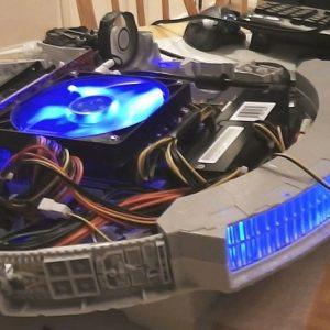 Star Wars Millennium Falcon Computer
