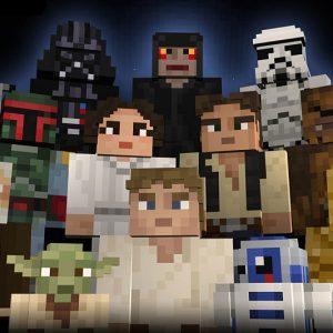 Star Wars Minecraft Skin Pack