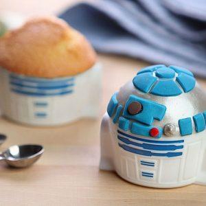 Star Wars R2-D2 Cupcake Molds