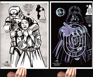 Star Wars Shooting Targets