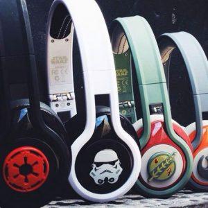 Star Wars Themed Headphones