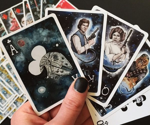 Star Wars Themed Playing Cards