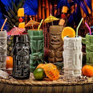 Star Wars Tiki Cups
