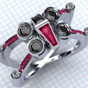 Star Wars X-Wing Ring