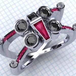 Star Wars X-Wing Ring