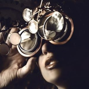 Steampunk Sleepy Hollow Goggles