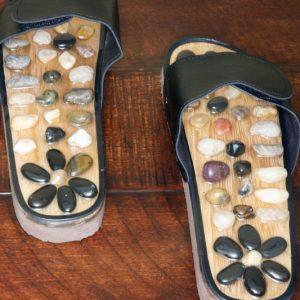 Stone Massage Slippers
