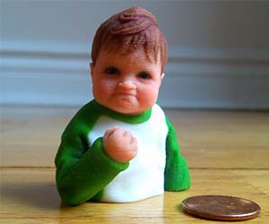 Success Kid Figurine