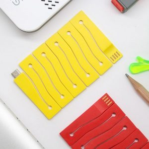 Tangle Free Data/Charging Cable