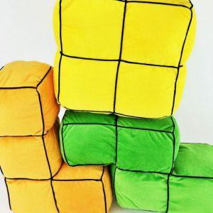 Tetris Block Cushions