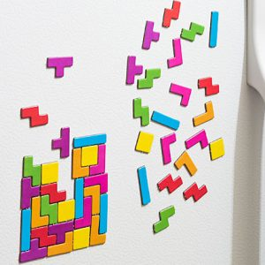 Tetris Refrigerator Magnets