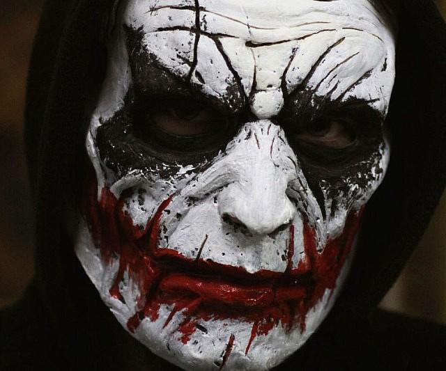The Joker Mask Interwebs