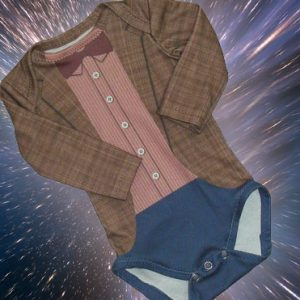 Time Lord Onesie