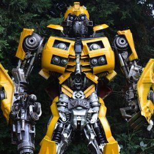 Transformers Bumblebee Statue