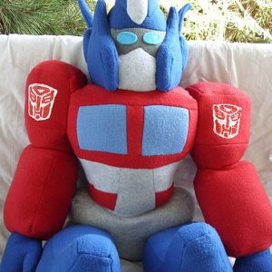 Transformers Optimus Prime Plushie