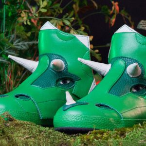 Triceratops Sneakers