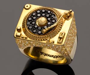 Turntable Ring