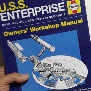 U.S.S. Enterprise Owner's Manual