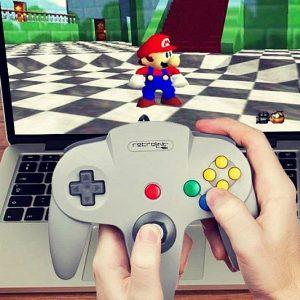USB Nintendo 64 Controller