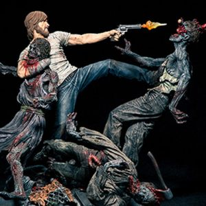 Walking Dead Rick Grimes Statue