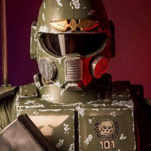 Warhammer 40K Costume