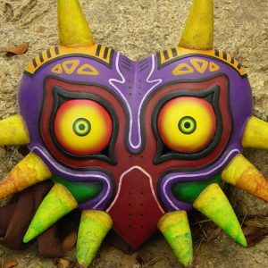 Wearable Zelda Majora's Mask