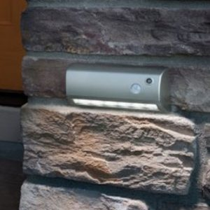 Weatherproof Motion Sensor Light