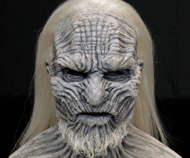 White Walker Mask Interwebs