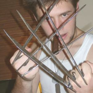 Wolverine Claws