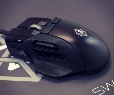 World's Most Advanced Gaming Mouse