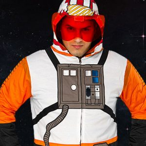 X-Wing Fighter Pilot Hoodie
