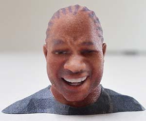 Xzibit 3D Printed Exhibit